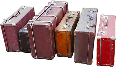 photo of luggage
