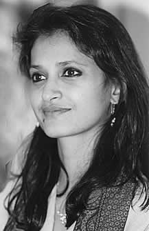 Anuradha Mittal, photo portrait