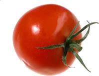 a pretty tomato