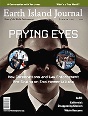 Earth Island Journal Summer 2013 cover thumbnail