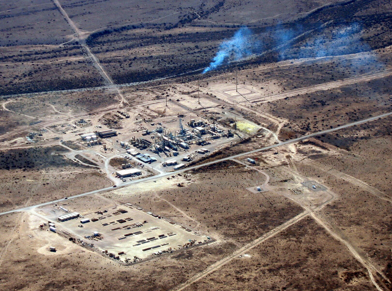 The Permian Climate Bomb