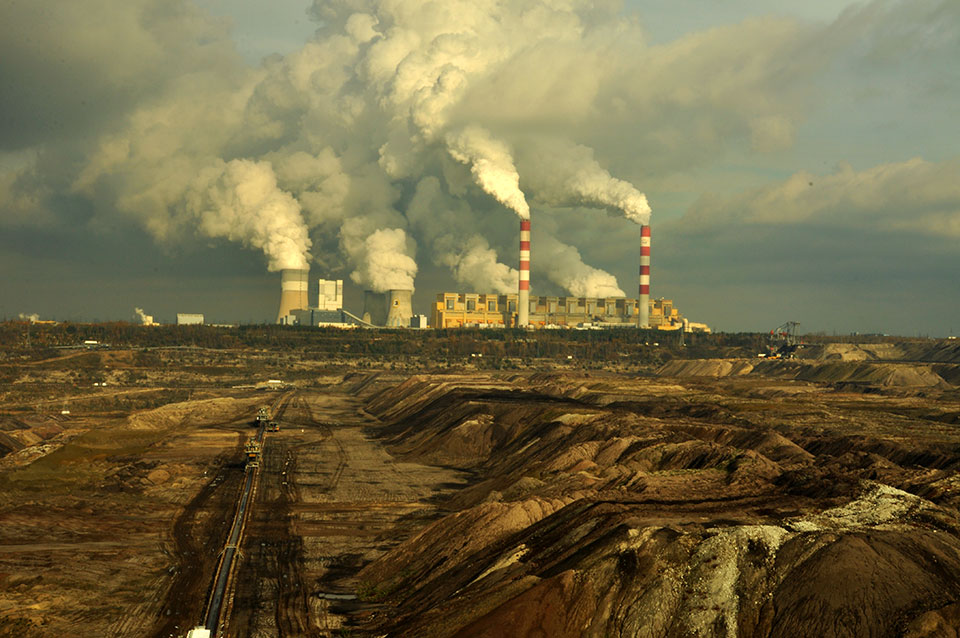 In June, a panel of lawyers proposed the first formal definition for ecocide, marking a major step in the movement to make the destruction of the planet an internationally recognized crime. Photo Bogusz Bilewski / Greenpeace Polska.