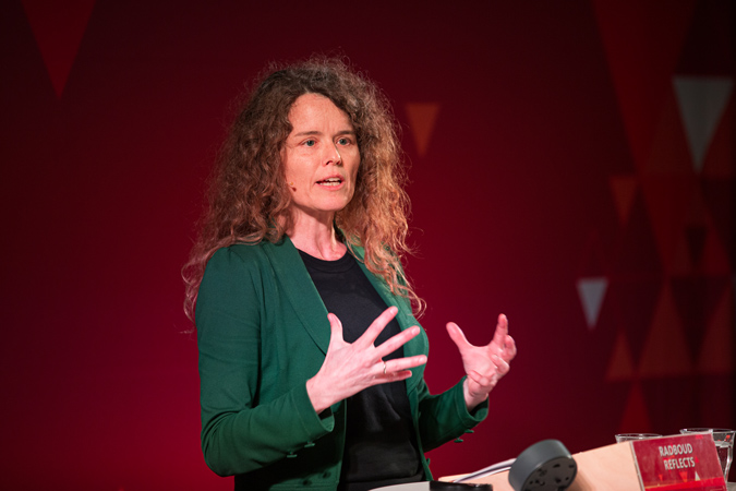 Social scientist Ingrid Visseren-Hamakers believes sustainability policies put too much focus on the physical environmental problems — deforestation, overfishing, climate change — and not enough on the underlying societal drivers for those issues. Photo courtesy of Ingrid Visseren-Hamakers.