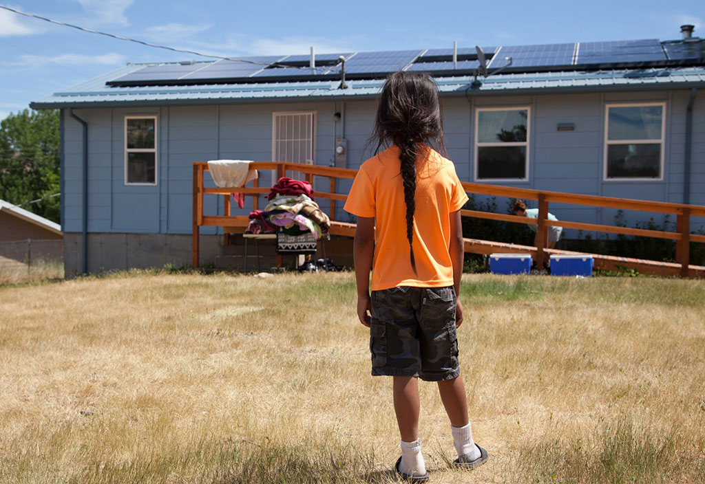 Native Americans Are Saying No to Coal, and Yes to Solar