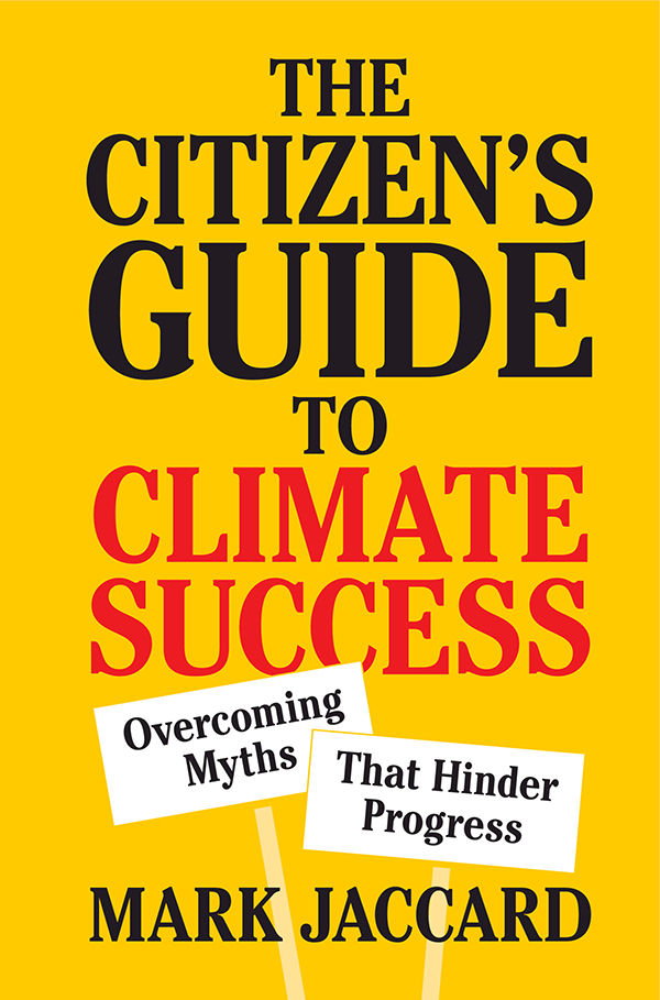 image of Citizen's Guide to Climate Success Book Cover
