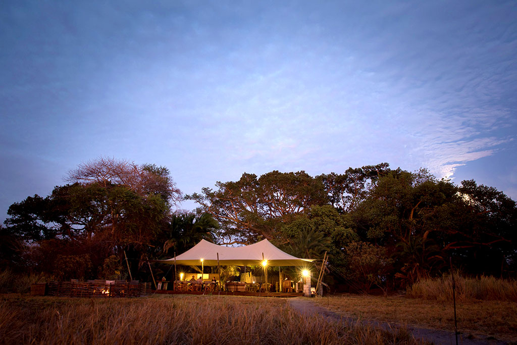 "Busanga Bush Camp charges $1,000 per night. Ecotourism isn't a silver-bullet, and it won't work everywhere. Still, as Roche put it, ""Every dollar you spend is a vote for a different world."""
