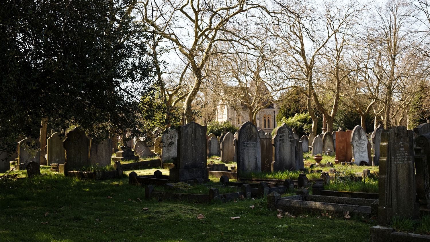 photo of city of london cemetary