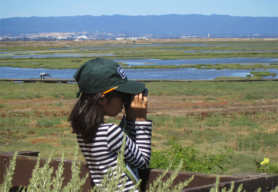 Junior Wildlife Ranger has launched a virtual badge program that gets kids of all backgrounds outside while safely social-distancing. Photo by Junior Wildlife Ranger