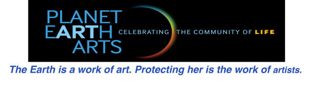 Planet Earth Arts logo
