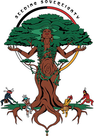 logo, tree of life